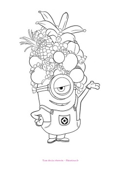 coloriage-minion11